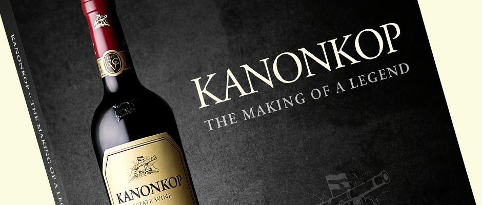 Kanonkop Book Launch